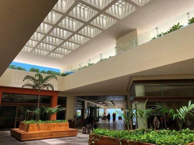 Hyatt-Ziva lobby